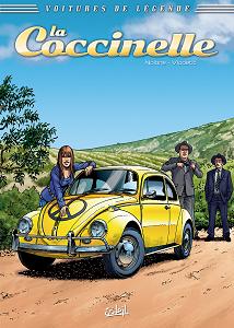 Voitures De Legende - Tome 3 - La Coccinelle