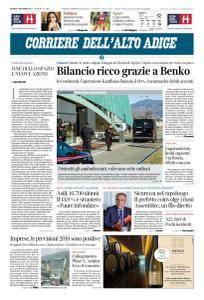 Corriere dell'Alto Adige - 7 Dicembre 2017