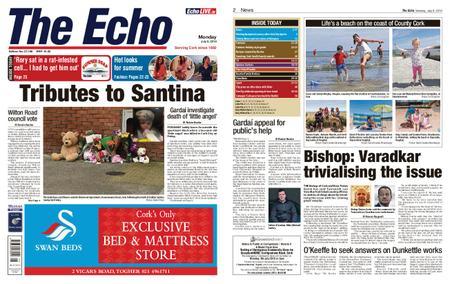 Evening Echo – July 08, 2019