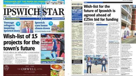 Ipswich Star – October 26, 2020