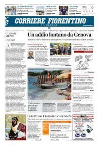 Corriere Fiorentino La Toscana - 18 Agosto 2018