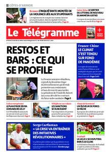 Le Télégramme Guingamp – 28 mai 2020