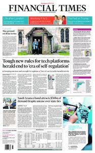Financial Times UK – April 08, 2019