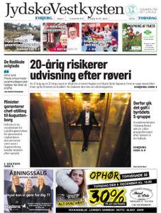 JydskeVestkysten Esbjerg – 05. december 2019