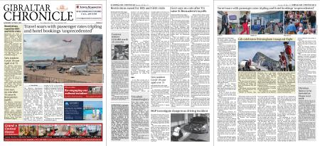 Gibraltar Chronicle – 29 May 2021