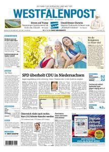 Westfalenpost Wetter - 16. Oktober 2017