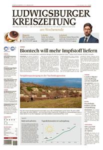 Ludwigsburger Kreiszeitung LKZ - 02 Januar 2021