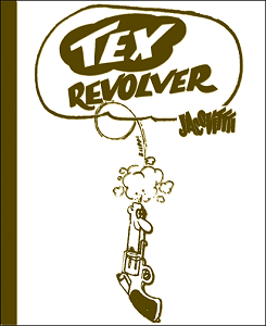 Tex Revolver (Integrale 1959)