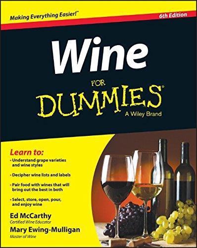 Wine For Dummies (Repost)
