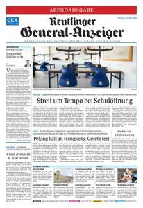 Reutlinger General-Anzeiger - 29. Mai 2020