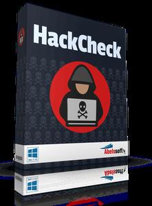 Abelssoft HackCheck 2020 v2.0.52 Multilingual