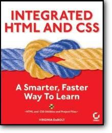 Virginia Debolt, «Integrated HTML and CSS: A Smarter, Faster Way to Learn»