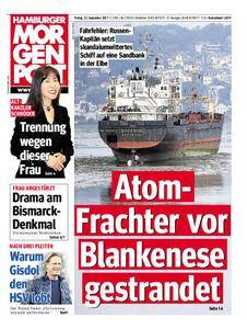 Hamburger Morgenpost - 22. September 2017