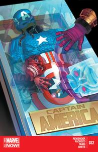 AXIS series 6767 001 Captain America 022 2014 Digital Zone