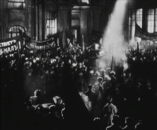 Oktyabr / October / Октябрь (1927) [ReUp]