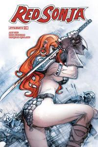 Red Sonja v4 #24:  La hora de las brujas