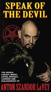 Wavelength Video - Speak of the Devil: The Canon of Anton LaVey (1993)