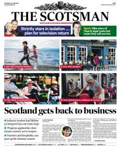 The Scotsman - 25 June 2020