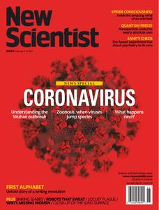 New Scientist - February 08, 2020