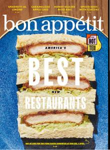 Bon Appetit - October 2019