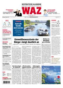WAZ Westdeutsche Allgemeine Zeitung Oberhausen-Sterkrade - 30. April 2019