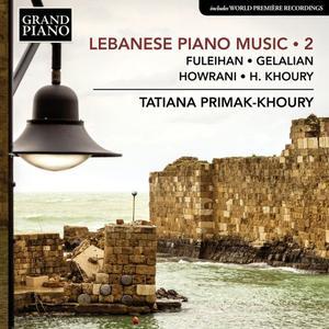 Tatiana Primak-Khoury - Lebanese Piano Music, Vol. 2 (2019)