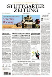 Stuttgarter Zeitung Fellbach und Rems-Murr-Kreis - 08. Oktober 2019