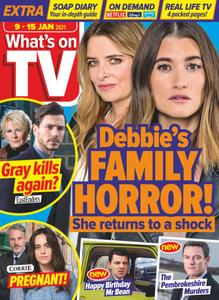 What's on TV - 09 January 2021