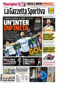 La Gazzetta dello Sport Roma – 23 settembre 2018