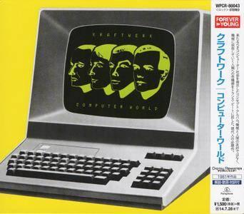 Kraftwerk - Computer World (1981) {2014, Japanese Reissue, Remastered}