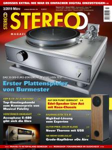 Stereo - März 2019