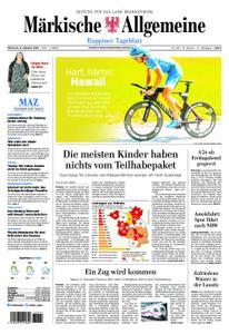 Märkische Allgemeine Ruppiner Tageblatt - 09. Oktober 2019