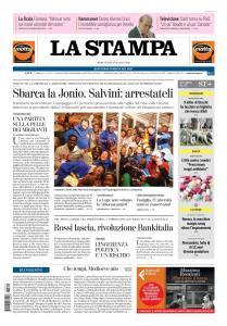 La Stampa Torino Provincia e Canavese - 20 Marzo 2019