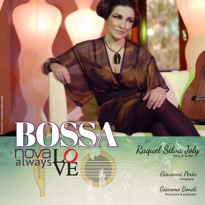 Raquel Silva Joly - Bossanova Love Always- 12 Great Brazilian Classical Songs (2019) [Official Digital Download 24/96]