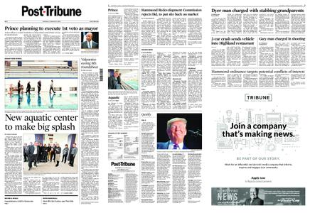 Post-Tribune – February 08, 2020