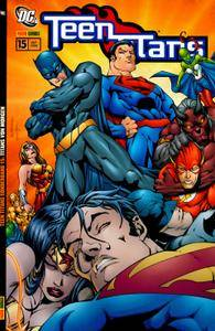 Teen Titans SB 15 - Titans von morgen Sep 2008