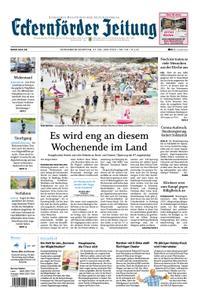 Eckernförder Zeitung - 27. Juni 2020