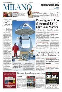 Corriere della Sera Milano - 30 Dicembre 2017
