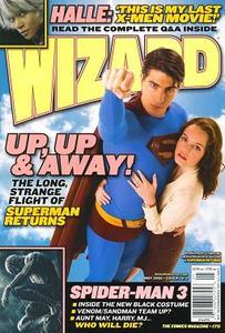 Wizard Magazine #175 May 2006