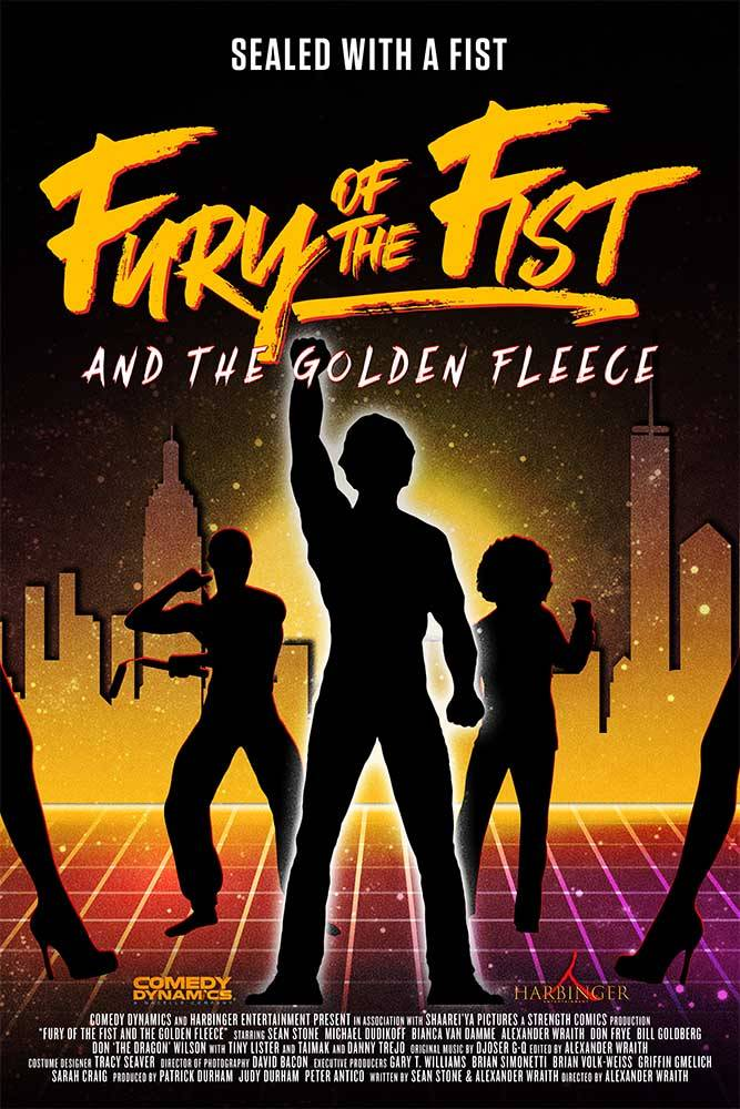 Fury of the Fist and the Golden Fleece (2018)