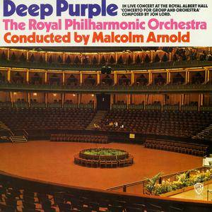 Deep Purple - Concerto For Group And Orchestra (1969/2012) [Official Digital Download 24-bit/192 kHz]