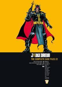 Judge Dredd - The Complete Case Files 022 Digital juvecube