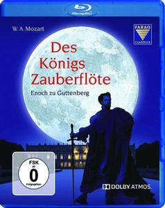 Enoch zu Guttenberg, Orchester KlangVerwaltung - Mozart: Des Königs Zauberflöte (2017) [Blu-Ray]