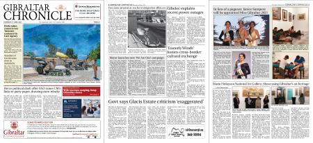 Gibraltar Chronicle – 03 June 2021