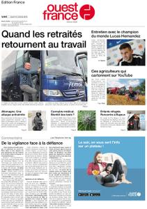 Ouest-France Édition France – 10 octobre 2019