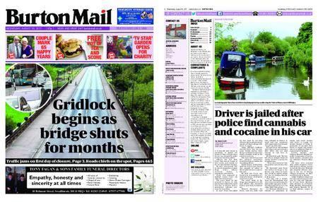 Burton Mail – August 30, 2017