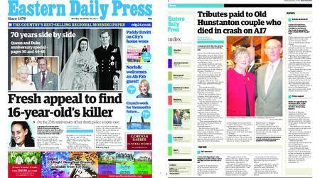Eastern Daily Press – November 20, 2017