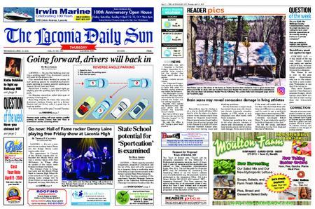 The Laconia Daily Sun – April 11, 2019