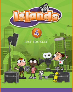 ENGLISH COURSE • Islands • Level 4 • Test Booklet (2012)