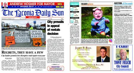 The Laconia Daily Sun – October 30, 2019